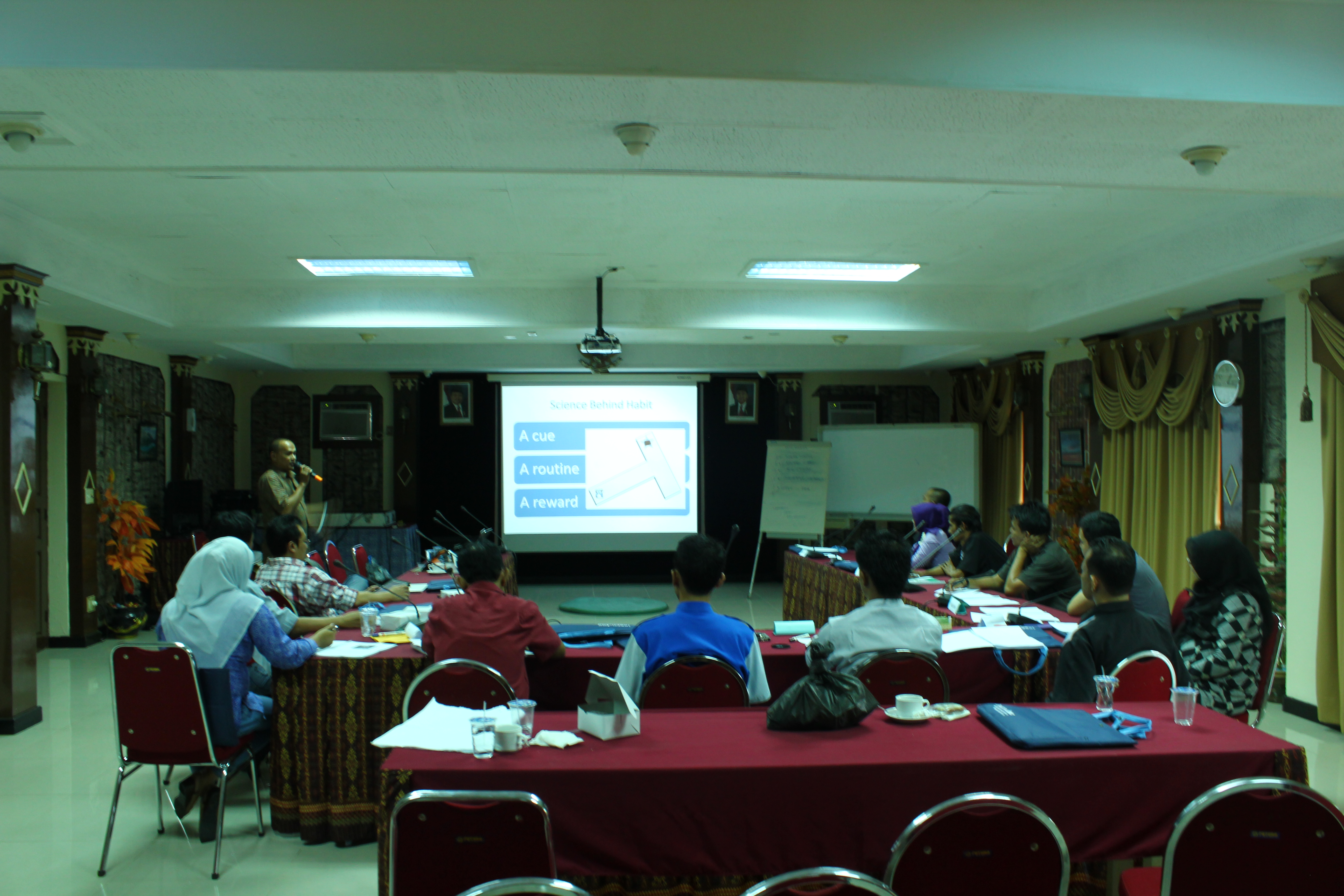 Workshop Personal Development & Service Excellence for IT